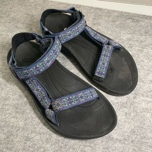 Teva Classic Universal Velcro Sandals FLAW